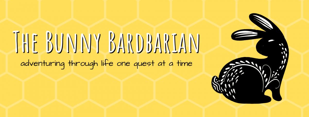 The Bunny Bardbarian